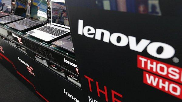 Čtvrtletní zisk výrobce počítačů Lenovo klesl o 11 procent.