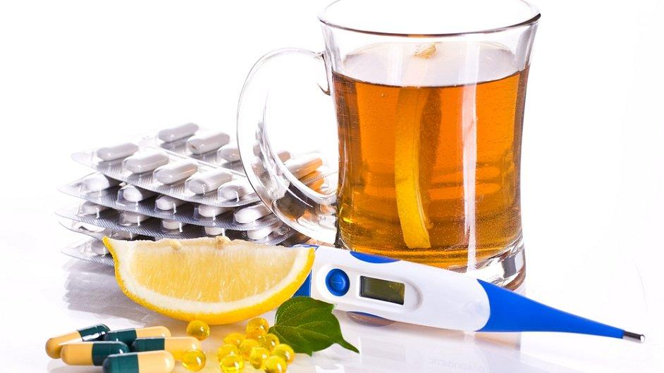 Citron a med jsou podle lékařů nejlepší léky na nachlazení.