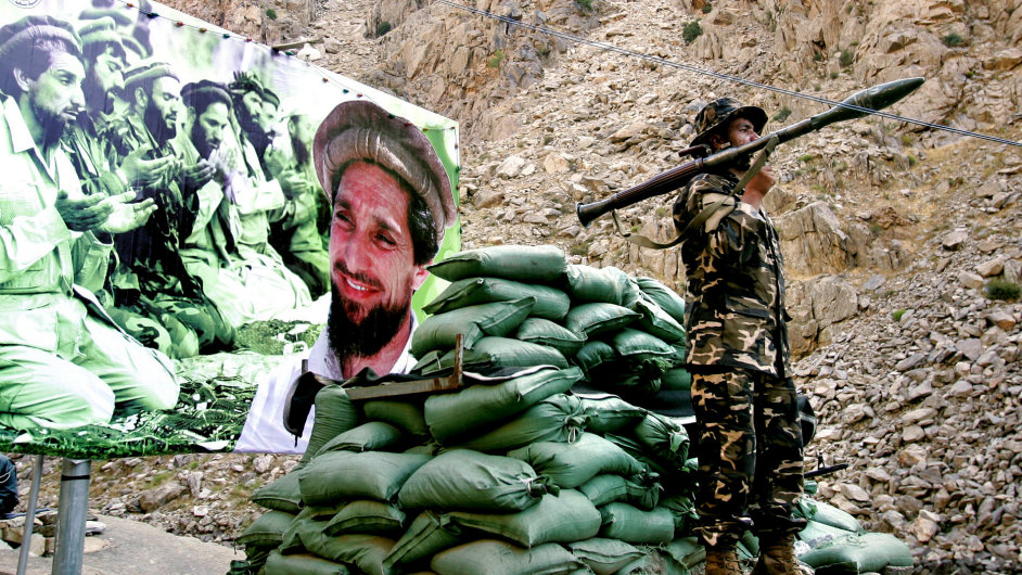 Afghánistán - ilustrační foto