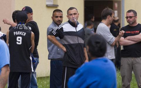 Romov� o�ek�vaj� protesty v �esk�ch Bud�jovic�ch.