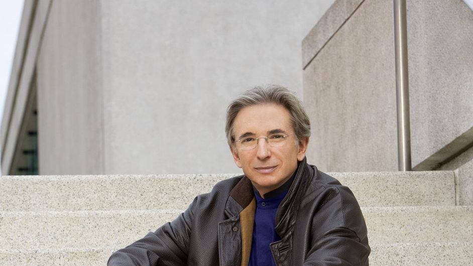 Michael Tilson Thomas, hudební ředitel Sanfranciské symfonie