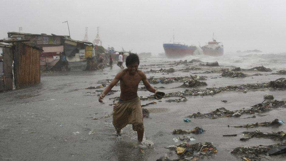Filipíny,počasí