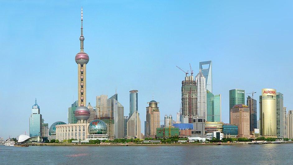 Panorama Šanghaje