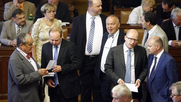Schůze Poslanecké sněmovny