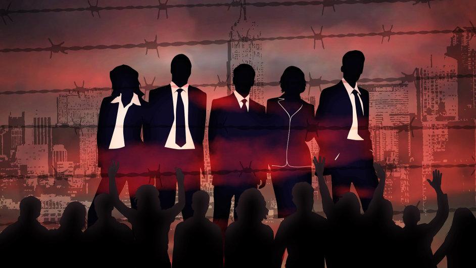Kdo je viníkem krize? Ilustrační foto