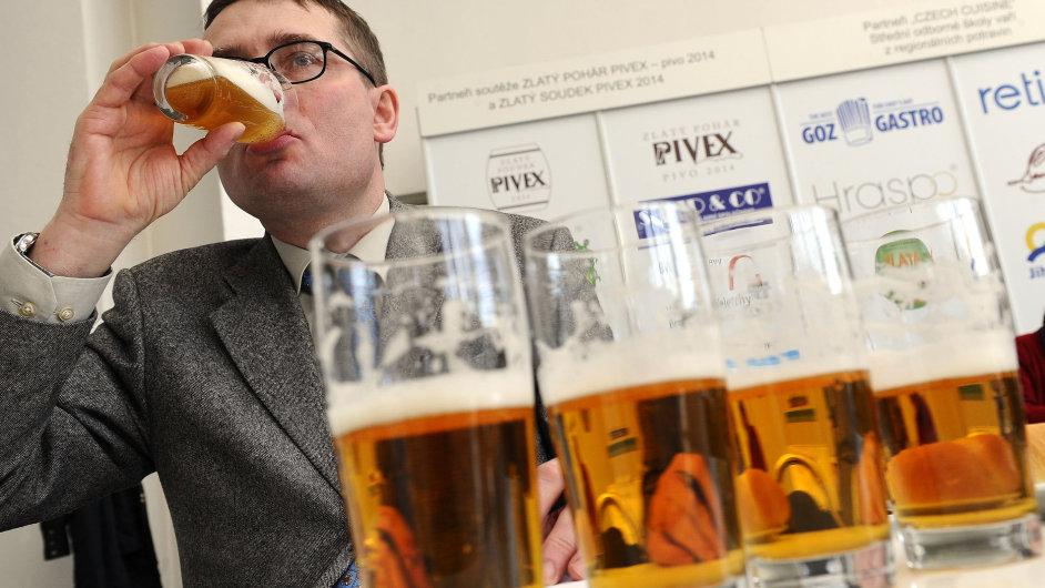Titul pivo roku v soutěži Pivex vyhrál Velkopopovický kozel 11.