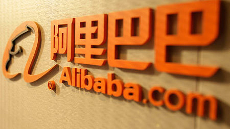 Čínský internetový holding Alibaba
