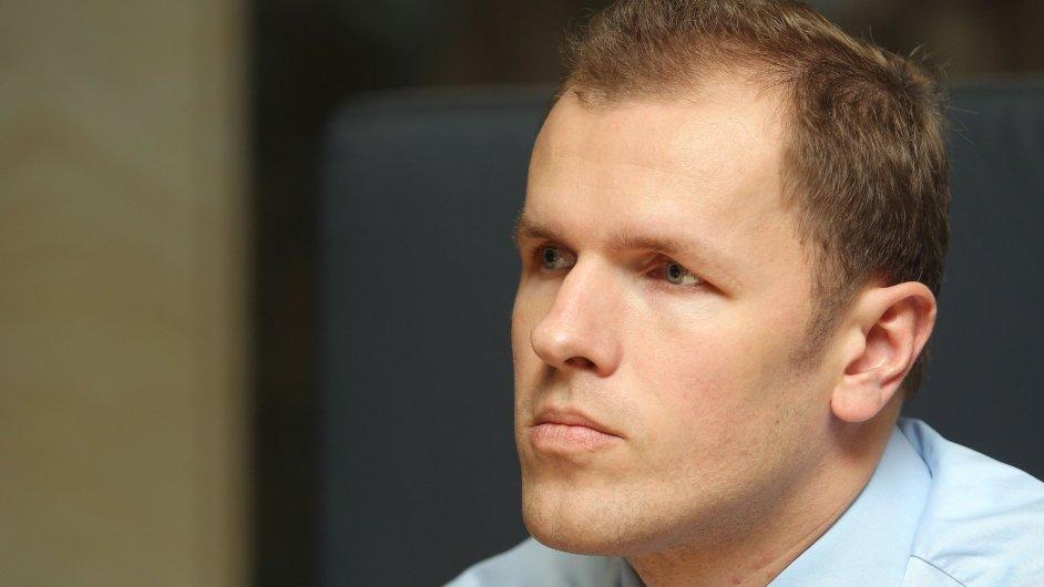 Tomáš Sýkora, hlavní analytik Patria Finance