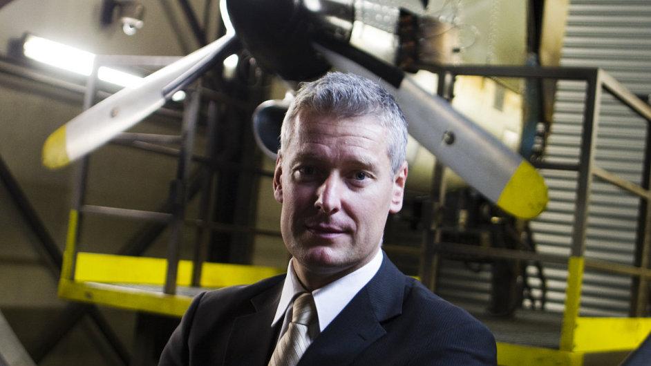 Milan Šlapák, GE Avaitation v americkém Cincinnati
