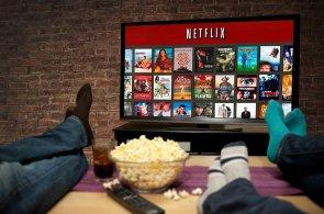 Filmy a seriály na Netflixu