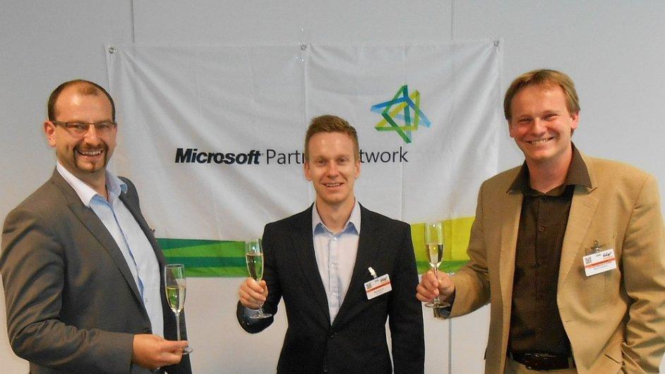 Křest Microsoft Dynamics AX 2012 R3 v České republice