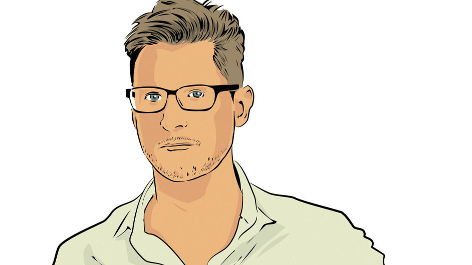 Zakladatel start-upu Twisto Michal Šmída.