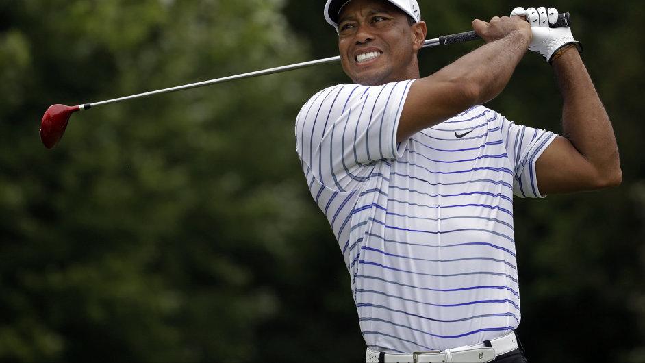 Tiger Woods se kvůli zdravotním problémům neobjeví na letošním Ryder Cupu (ilustrační foto)