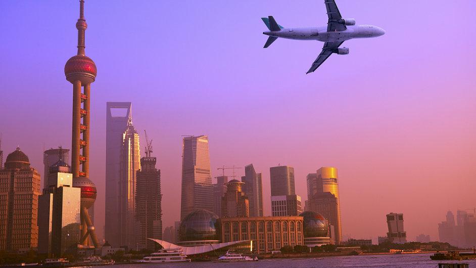 China Eastern potvrdila zřízení přímé letecké linky z Prahy do Šanghaje.