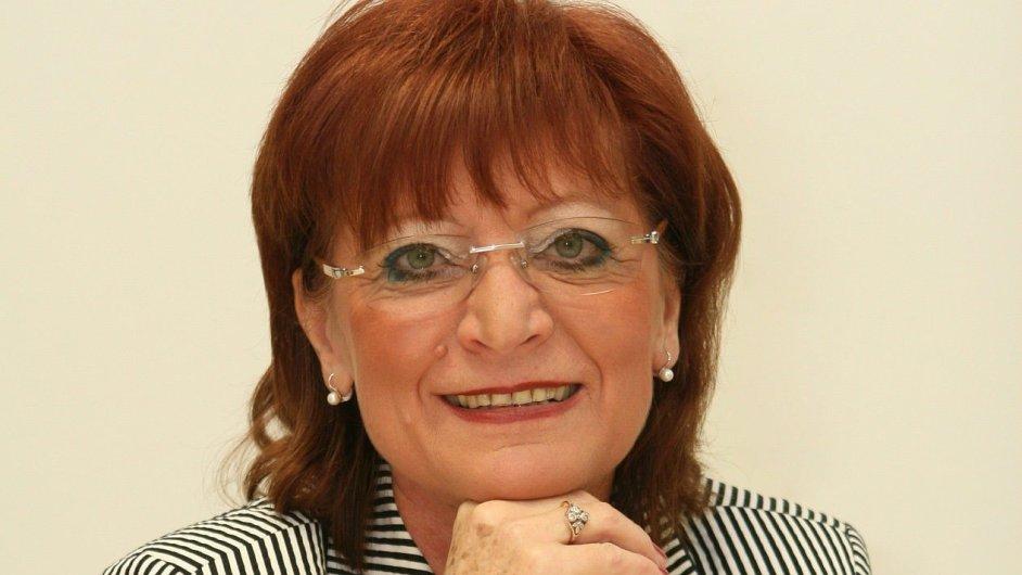 Eva Kislingerová, profesorka VŠE