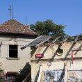 Dlouhodob� ch�traj�c� osada Bu��nka v Praze - Sm�chov�