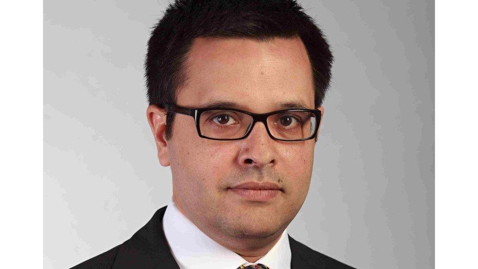 Shahab Husain, člen představenstva společnosti ArcelorMittal Ostrava