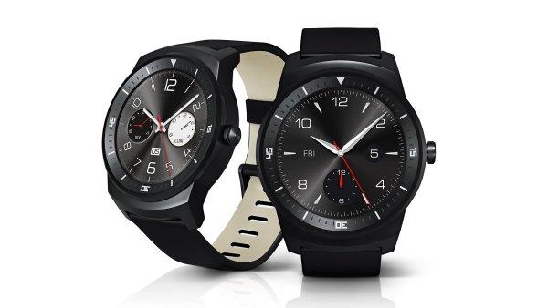 LG G Watch R: Sportovn� elegance a praktick� funkce s Android Wear