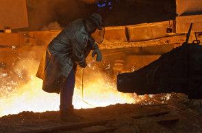 Metalurgickou společnost Mečel zachránil zásah Kremlu – ilustrační foto.