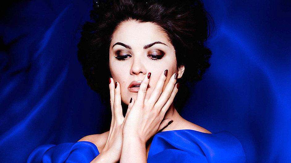 Anna Netrebková bude zítra zpívat titulní roli v Jolantě.