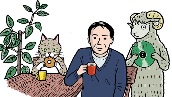 �vodn� sn�mek z internetov� poradny Harukiho Murakamiho