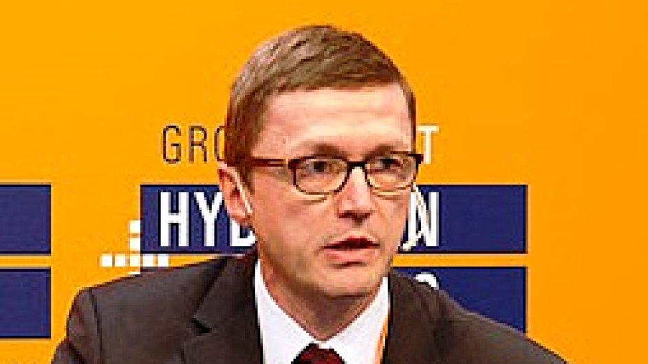 Andreas Froemmel, člen výkonné rady asociace NEW-IG