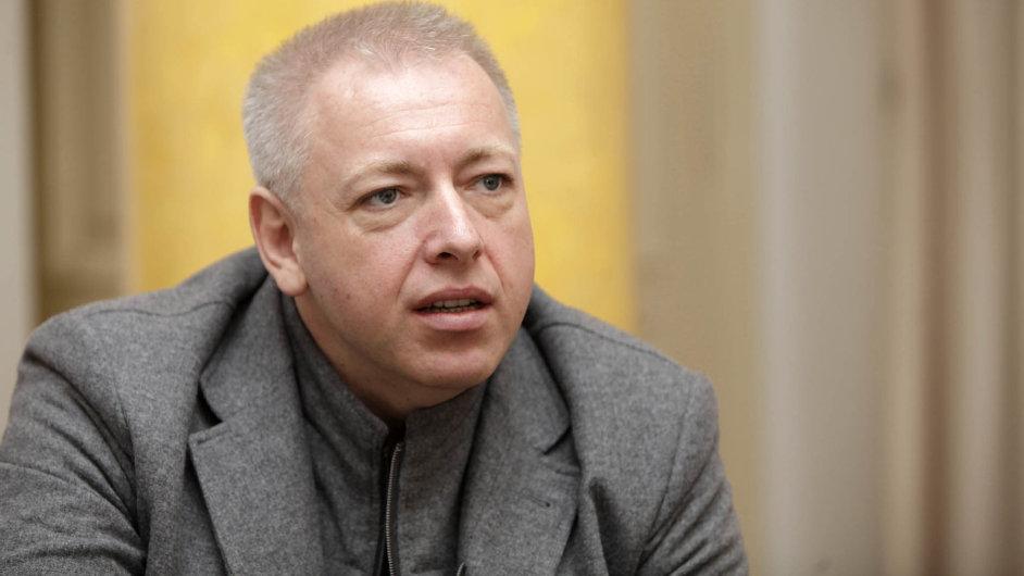 Ministr vnitra Milan Chovanec chce, aby část kompetencí a peněz týkající se vysokorychlostního internetu přešla na