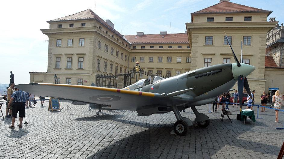 Spitfire Mk.IX., model