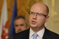 Premiér České republiky Bohuslav Sobotka znovu odmítl návrh povinných kvót pro přerozdělení uprchlíků.