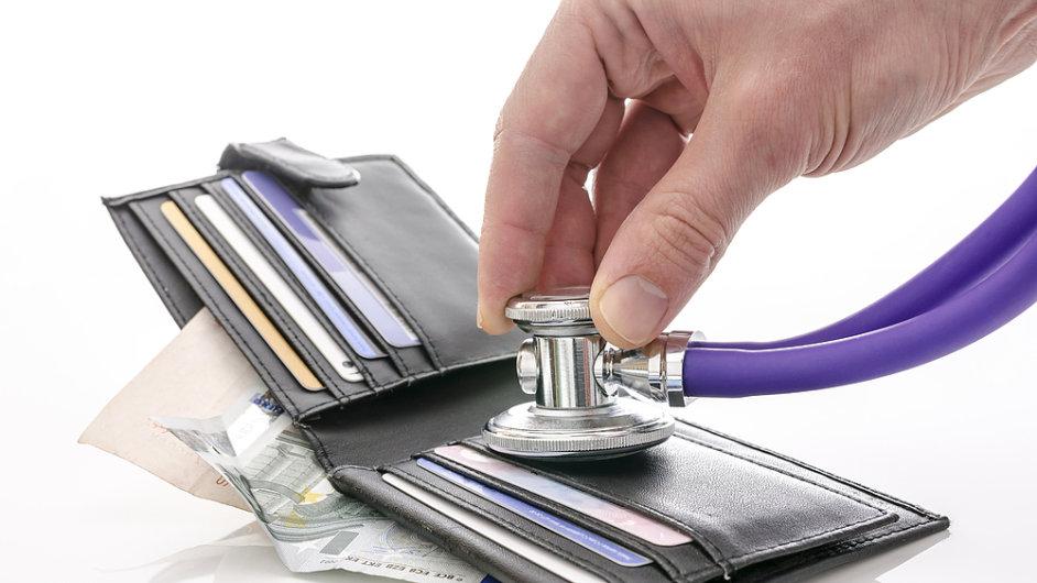 Zdravotní pojištění - Ilustrační foto.