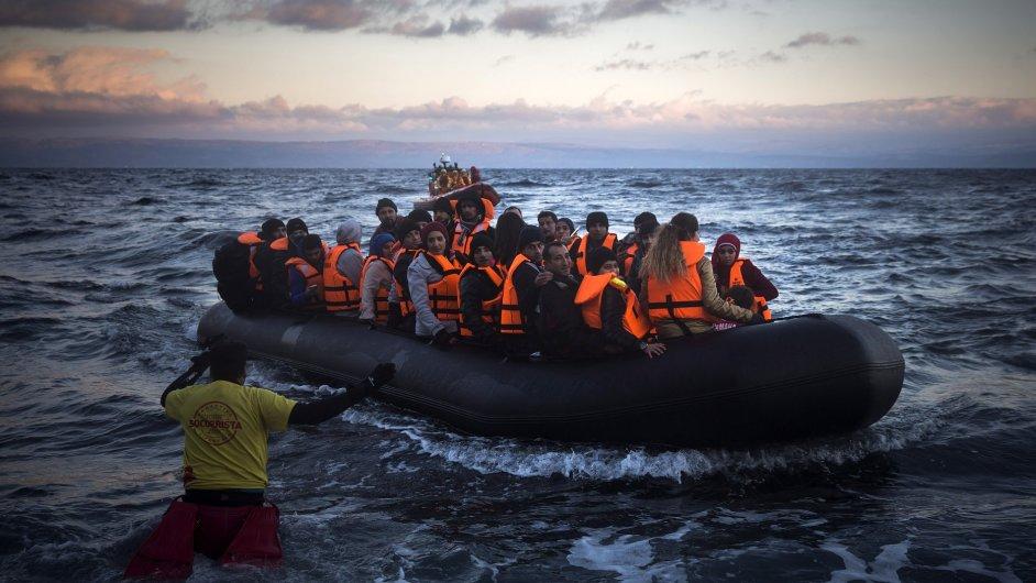 Uprchíci, Řecko