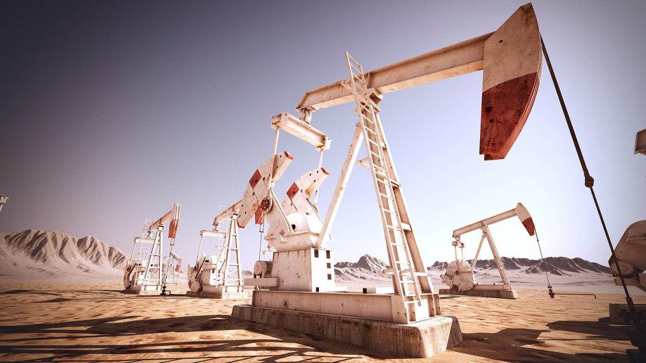 Ropa Brent se v pondělí odpoledne obchodovala za 28,70 dolaru za barel.
