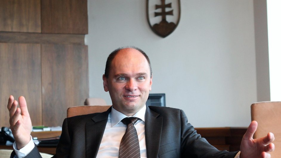 Předseda SaS Richard Sulík.