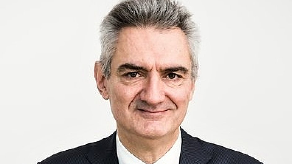 Roberto Libonati, generální ředitel české pobočky společnosti Accenture
