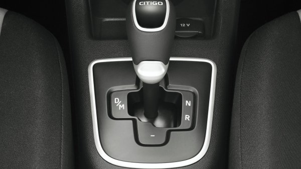 Volič automatizované převodovky pro Škodu Citigo