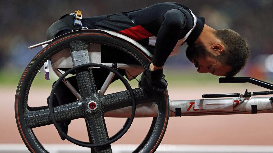 Paralympiáda v Londýně
