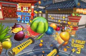 Fruit Ninja se vrací. Po dotykovém ovládání a Kinectu sekáte melouny a banány virtuálním mečem