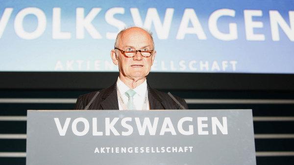 Piëch byl povolán k výslechu při vyšetřování emisního skandálu dieselgate.