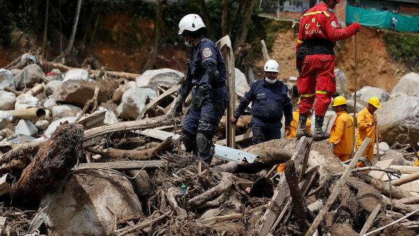 Chile postihují zemětřesení velmi často - Ilustrační foto.