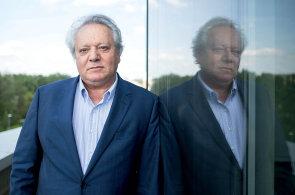 Realitní podnikatel Serge Borenstein: Hlava v oblacích, kořeny v Karlíně