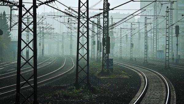 Železniční doprava, ilustrace