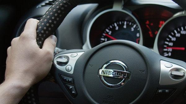 Technologii Soak, která upozorní řidiče na možnou dehydrataci, zkoušela automobilka Nissan v modelu Juke.