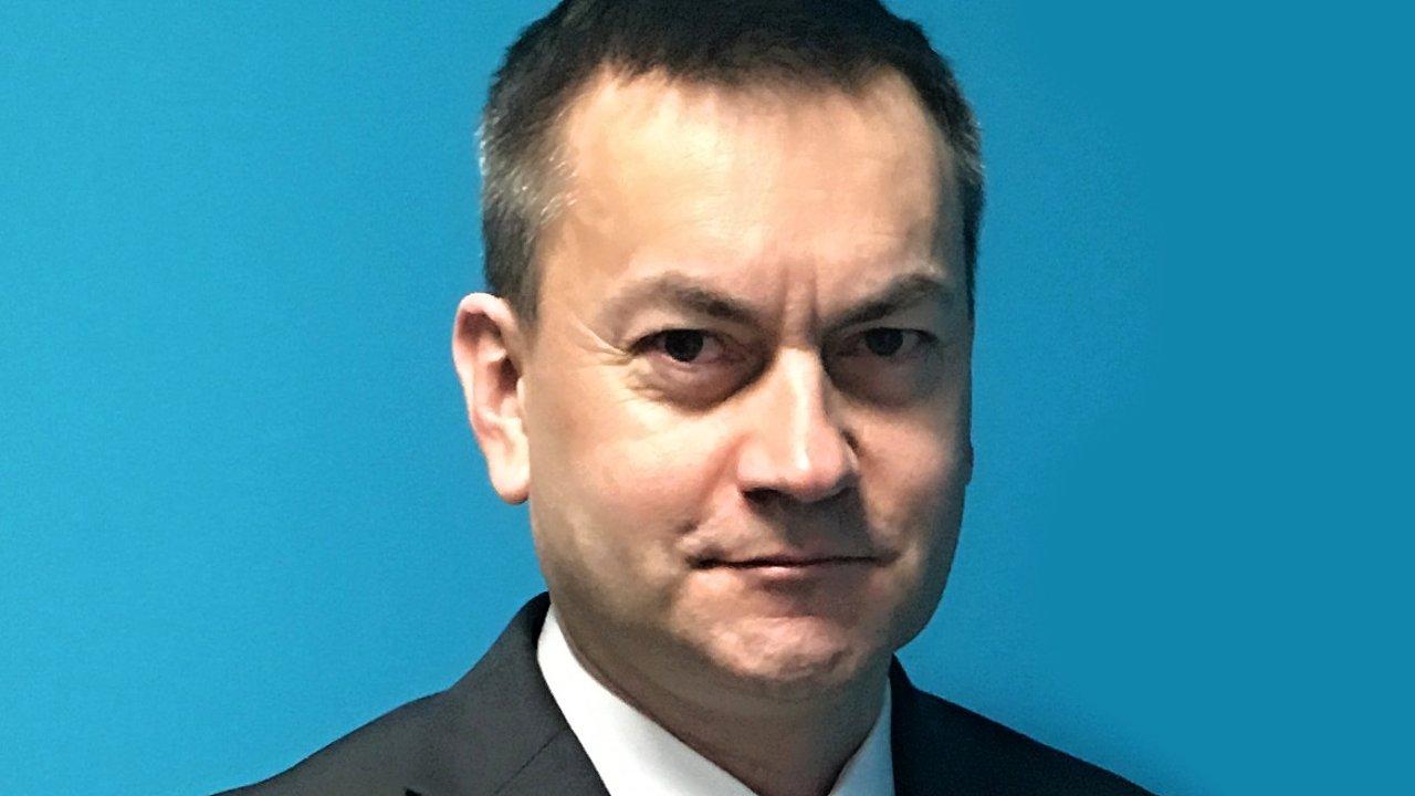 Martin Benda, Managing Director společnosti ASSA ABLOY Commercial Doors v Česku