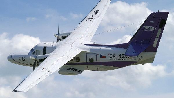 Letouny L 410 dodala firma v Rusku například do Magadanské oblasti, Archangelské oblasti nebo Chabarovska.
