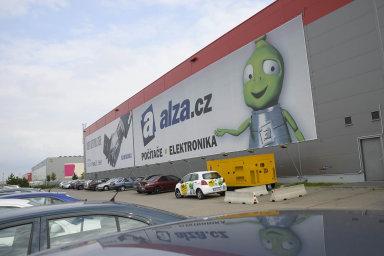 Obrat e-shopu Alza narostl téměř o 18 procent. Společnost loni prodala 37 milionů kusů zboží