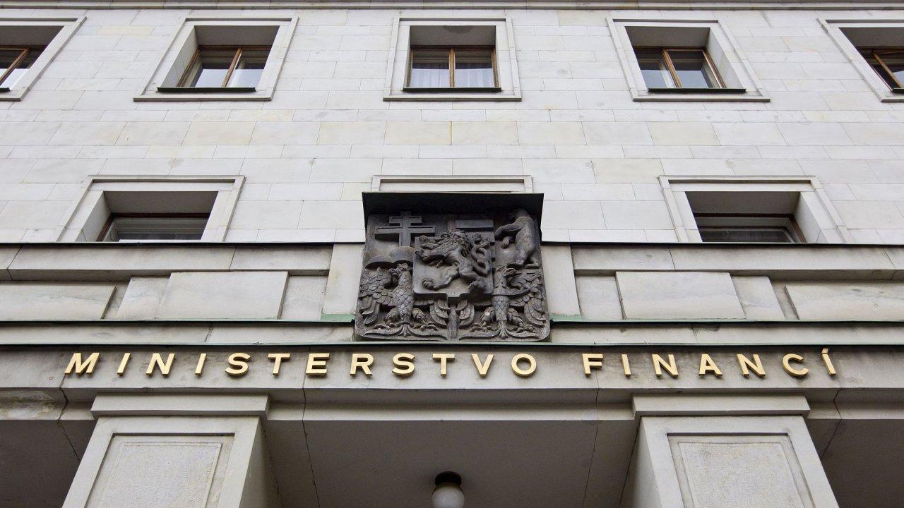 Ministerstvo financí si od nové investiční banky slibuje, že bude fungovat jako soukromá firma - Ilustrační foto.