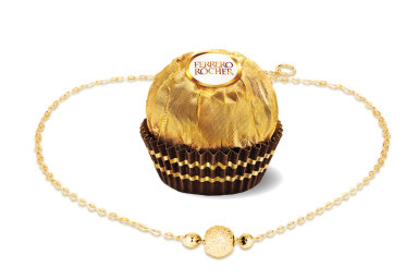Ferrero Rocher a ALO Diamonds