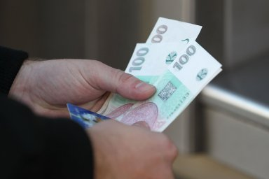 Celkový dluh obyvatel ČR vzrostl o 144 miliard na 2,41 bilionu korun - Ilustrační foto.