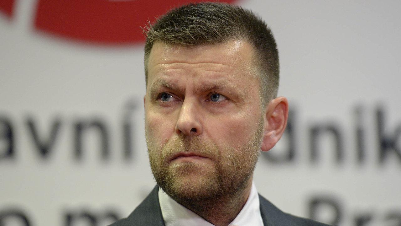 Nový šéf dopravních podniků Praha Petr Witowski, manžel známé moderátorky Světlany Witowské adoloňského roku člen představenstva banky Creditas.