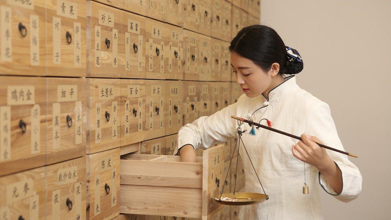 Tradiční čínská medicína - Ilustrační foto.